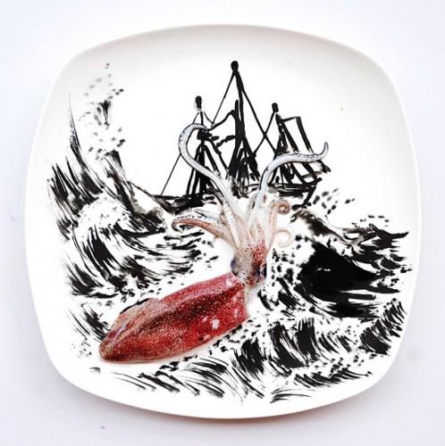 Design culinaire, Hong-yi