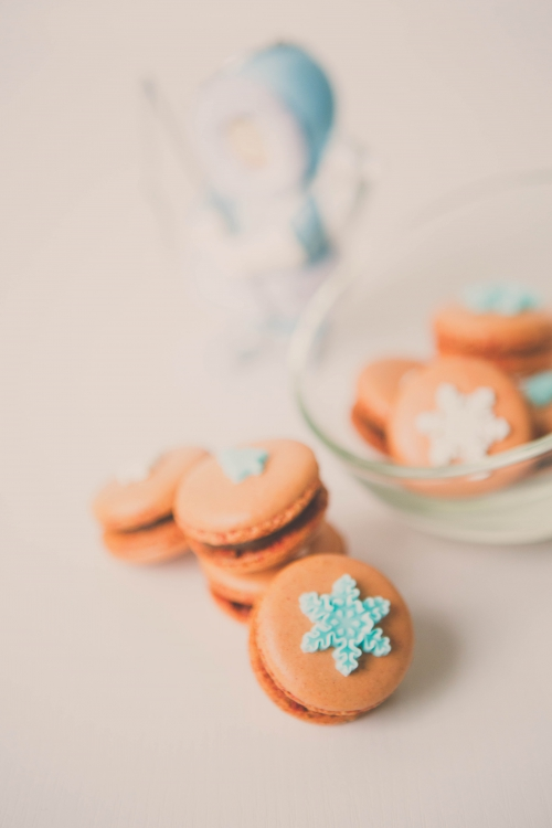 mes macarons de fête,macarons de noël,macaron et pâte à sucre,cadeaux gourmands,cadeaux gourmands macaron,macaron cadeaux gourmands,dessert de noel,macaron d'hiver,macarons nantes,recette de macaron,macaron au caramel beurre salé,flamant rose le blog