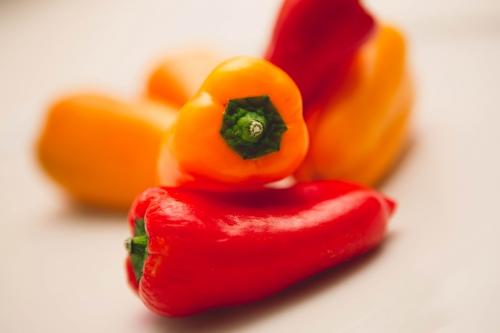 my cooking blog,aude arnaud blog cuisine,blog nantes,nini poivrons farcis,mini poivrons farcis au bœuf haché