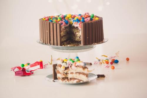 kit-kat cake,layer cake vanille et chocolat, layer kit-kat cake,my cooking blog,blog nantes,architecture & design