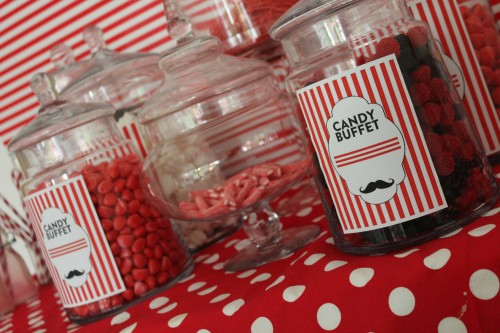 candy bar rouge