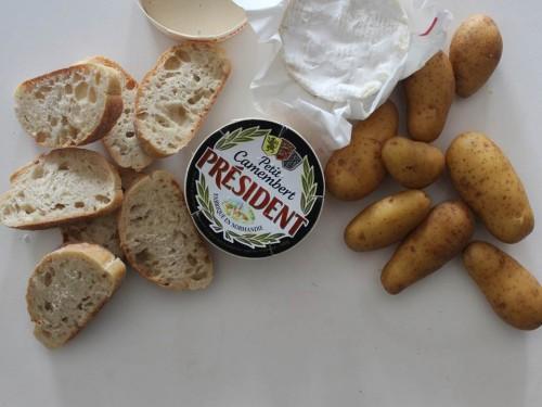 camembert frit au four,camembert frit au miel