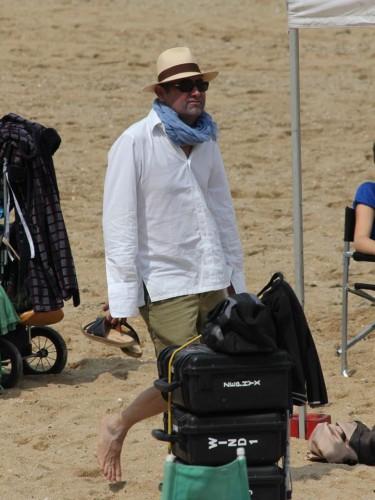 tournage du « petit nicolas » à noirmoutier,hôtel beaurivage,plage des dames,tournage les vacances du petit nicolas