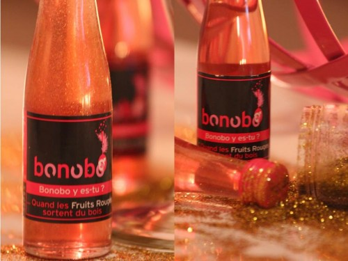 my cooking blog, kir paillettes d'or, bonobo, quand les fruits rouges sortent du bois