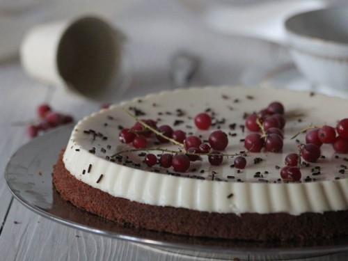 cheesecake au chocolat blanc,cheese cake chocolat blanc