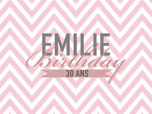birthday party,anniversaire 30 ans,fête d'anniversaire
