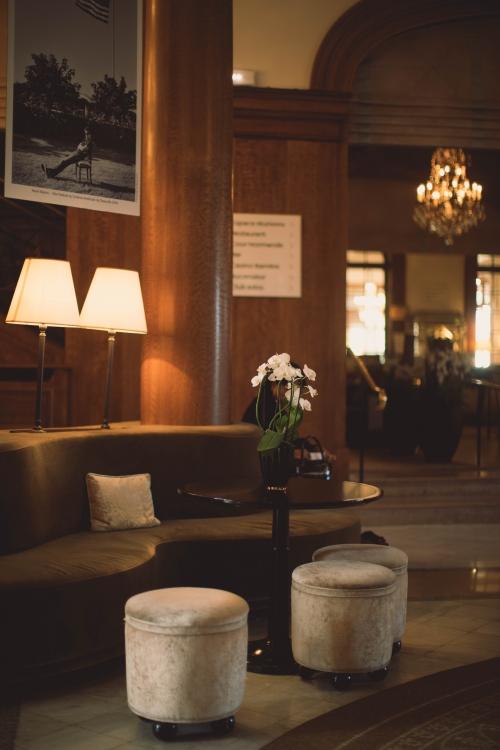 Un week-end à Deauville, le normandy, hotel le normandy, deauville,