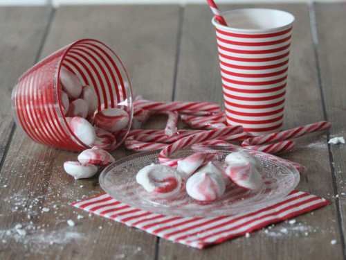 meringues version candy cane,meringues candy cane,candy cane meringues