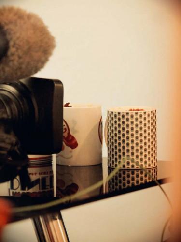 tournage c'est au programme,c'est au programme france 2,aurélia bloch,mug cakes dans c'est au programme,mug cakes salés et sucrés
