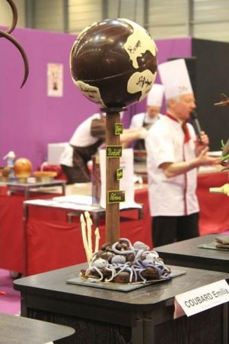 Les espoirs du chocolat, salon du chocolat Nantes