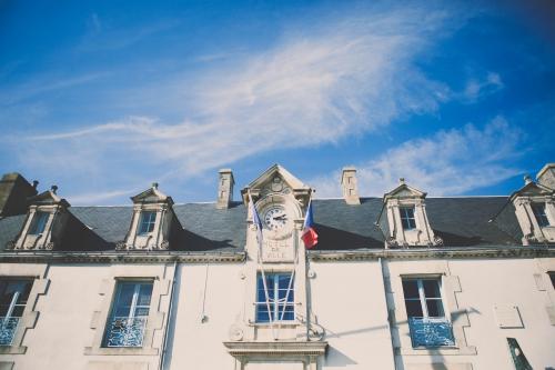 centre viile, mairie de noirmoutier