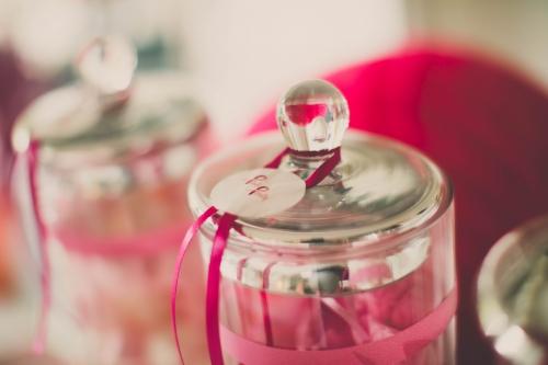 octobre rose : pink cake