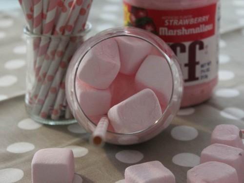 my cooking blog  Mousse au chocolat {& nappage Fluff Marshmallow strawberry} (2)