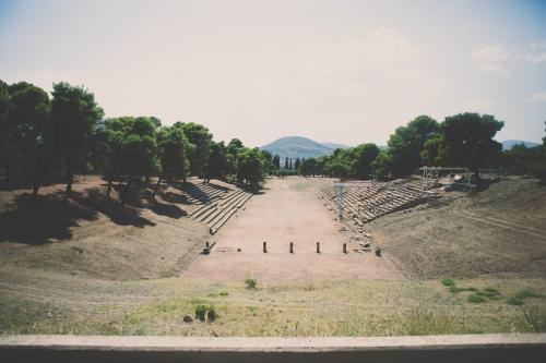 epidaure,grèce,théatre épidaure,ruines grecque,my cooking blog