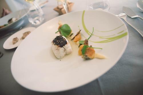 Restaurant l'atlantide, restaurant gastronomique nantes, restaurant guide michelin nantes, flamant rose le blog