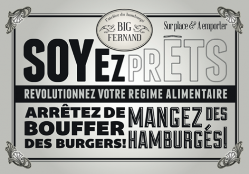 big fernand nantes,burger nantes