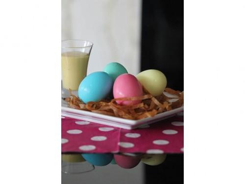 Nid de Pâques aux œufs durs, oeufs rainbow, oeufs durs colorés, oeufs dur de paques (17).jpg