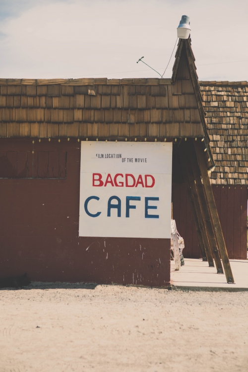 bagdad café, esacle à bagdad café, bagdad café excursion, voyage aux usa bagdad café