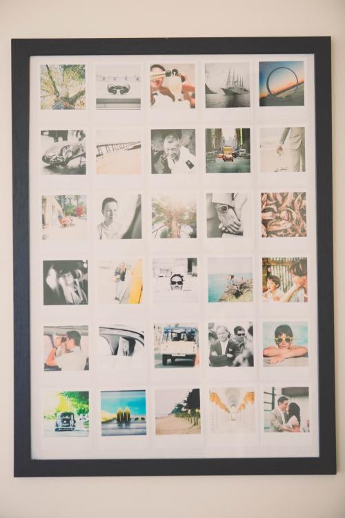 blog nantes,flamant rose le blog,décor noir et blanc,décor jaune,téléphone rétro,décoration vintage,fauteuil kartel