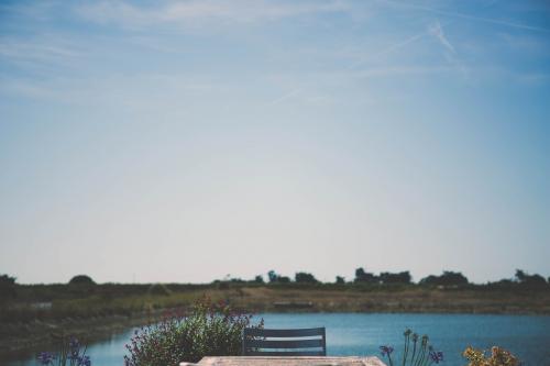 les grands marais : bar à huitres sur l'île de noirmoutier,bar à huitre vendée,sortir à noirmoutier,flamant rose le blog,aude blogueuse nantes