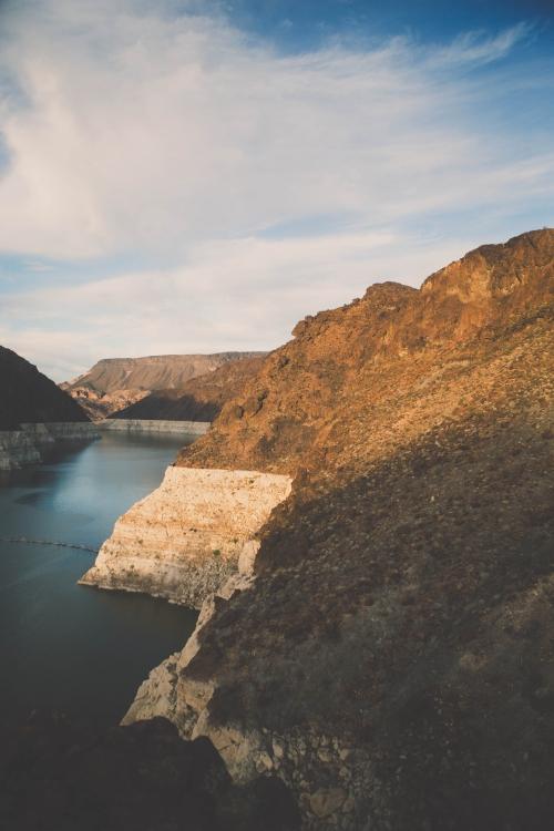 barrage hoover dam,visite barrage hoover dam,road trip dans l'ouest americain,aller au barrage hoover dam
