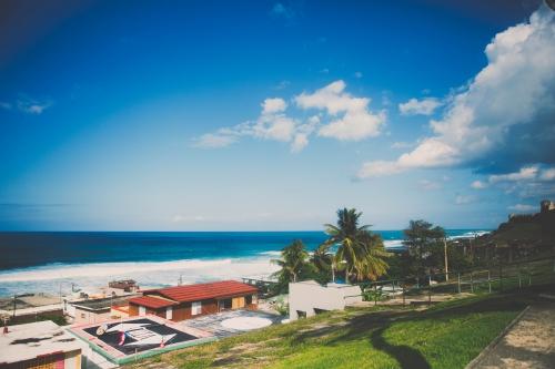 flamant rose le blog,puerto ricco,veille ville de san juan,baie de saint juan,baie de porto ricco,favelas porto ricco,san juan