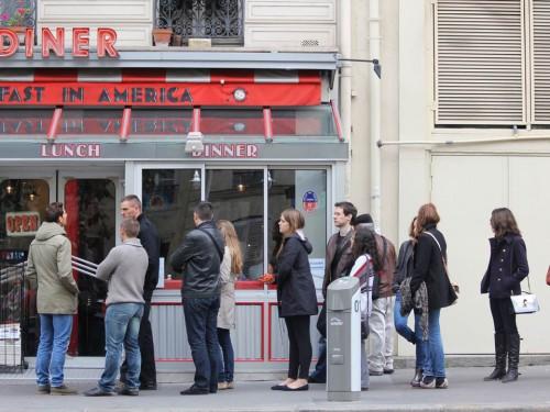 lunch dominical à l'américaine,breakfast in america