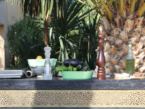 club med Riad Marrakech, my cooking blog, recette de tajine