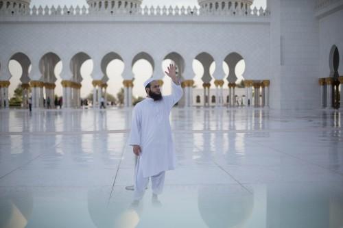 la grande mosquée d'abu dhabi,sheikh zayed,dubaï