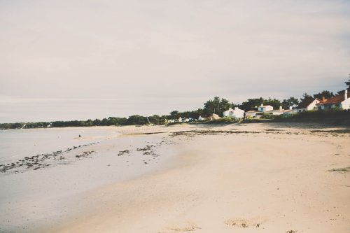Plage du vieil noirmoutier, my cooking blog