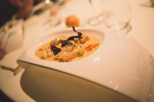 auberge des Matheux, diner gastronomique le mans, Un dîner à l'auberge des Matfeux au Mans, flamant rose le blog