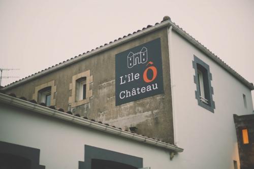 L'île au château, hôtel noirmoutier, séjour à noirmoutier, my cooking blog
